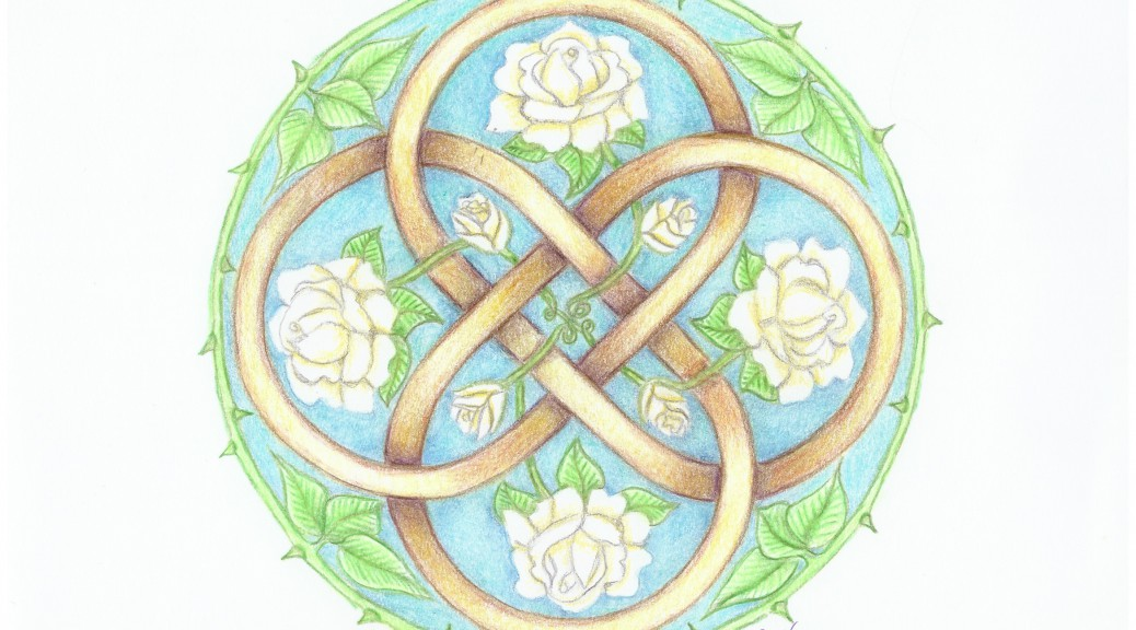 Kleurplaten Keltische Mandala.Iedereen Kan Mandala Tekenen Ellen Koopmans Art Soul
